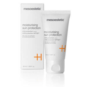 mesoestetic moisturising sun protection SPF 50