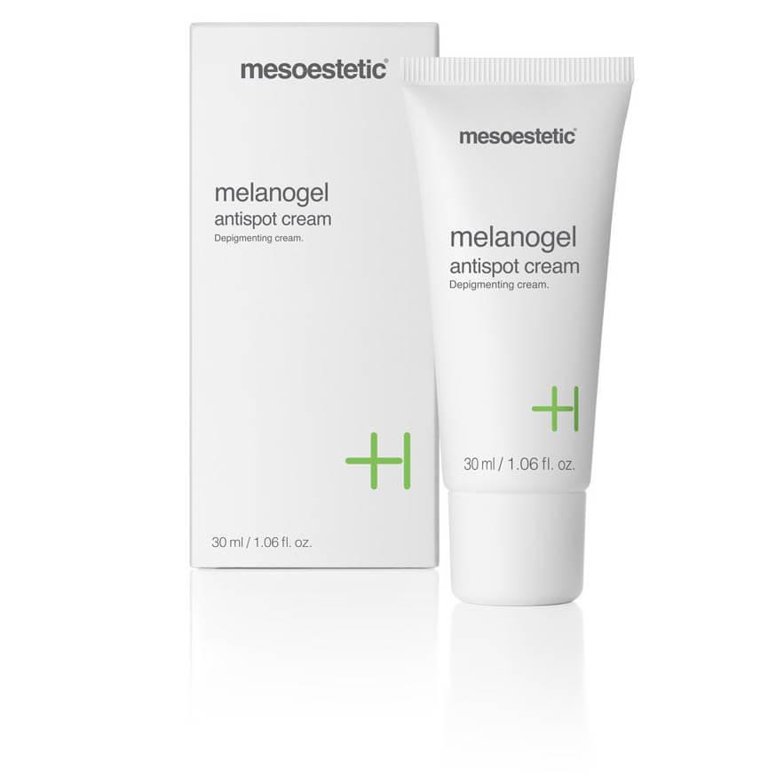 mesoestetic melanogel antispot cream