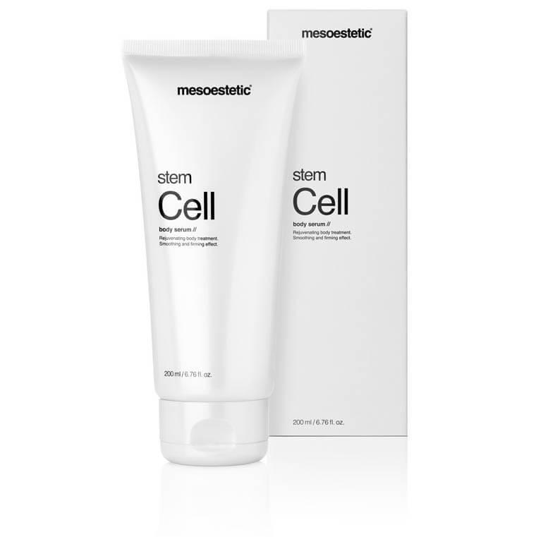 mesoestetic stem Cell body serum