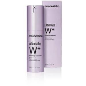 mesoestetic ultimate W+ whitening essence