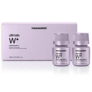mesoestetic ultimate W+ whitening elexir