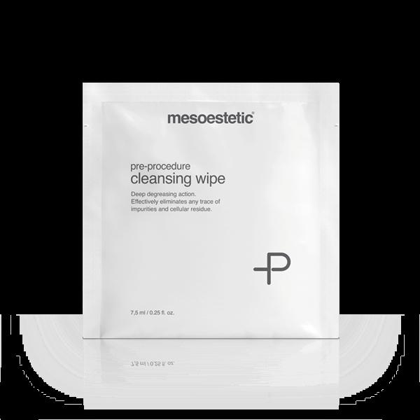 mesoestetic pre-procedure-cleansing-wipe