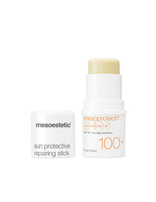 mesoestetic mesoprotech sun protective stick 100+