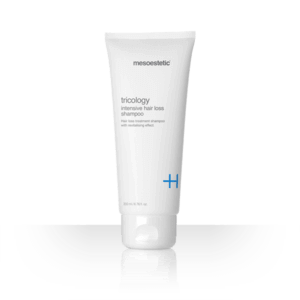 mesoestetic tricology hair loss shampoo
